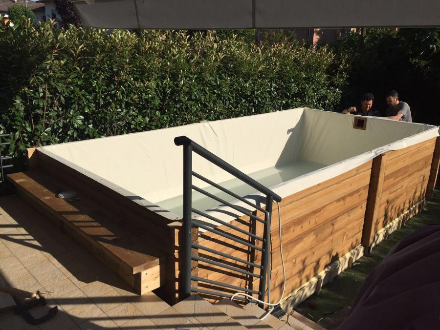 Legno casa nocentini piscine fuoriterra for Piscine 4x3
